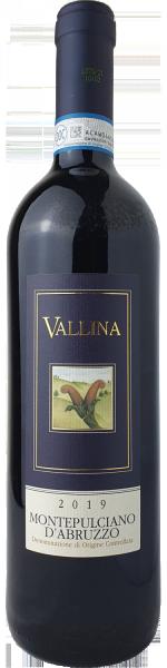 Vallina Montepulciano D´Abruzzo DOC