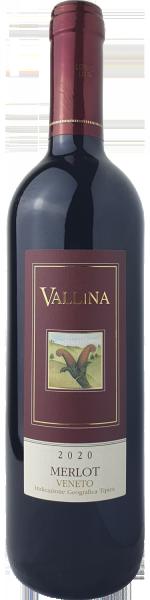 Vallina Merlot del Veneto IGP