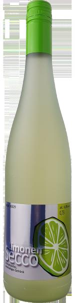 Limonensecco, aromatisiertes, weinhaltiges Getränk