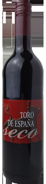 Toro Vino Tinto Seco de Espana