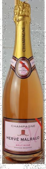 Champagne Hervé Malraud Brut Rosé Grande Réserve