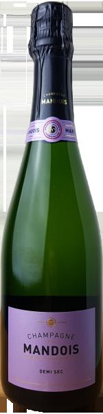 Henri Mandois Carte D'Or Demi-Sec Champagne
