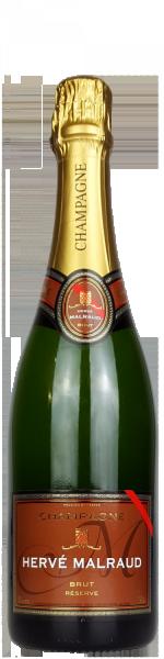 Champagne Hervé Malraud Blanc Brut Réserve