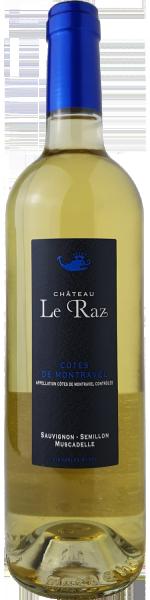 Chateau Le Raz Côtes de Montravel  Blanc Moelleux AOC